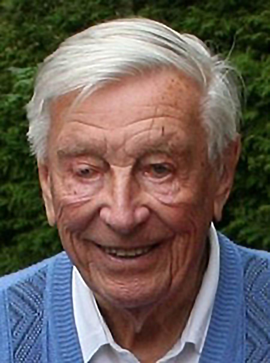 Heinz Billing in 2012