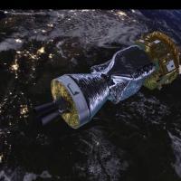 LISA Pathfinder launcher separation #4