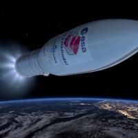 LISA Pathfinder launcher separation #1