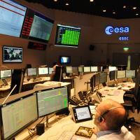 Mission training at ESOC