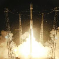 Liftoff of VEGA VV02