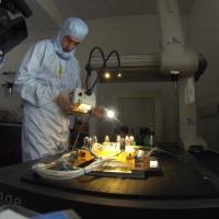 IGR - Optical Bench Tests